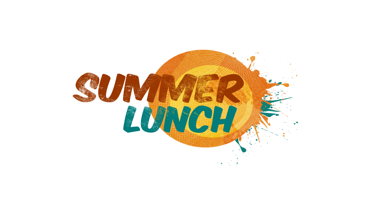Summer lunch logo
